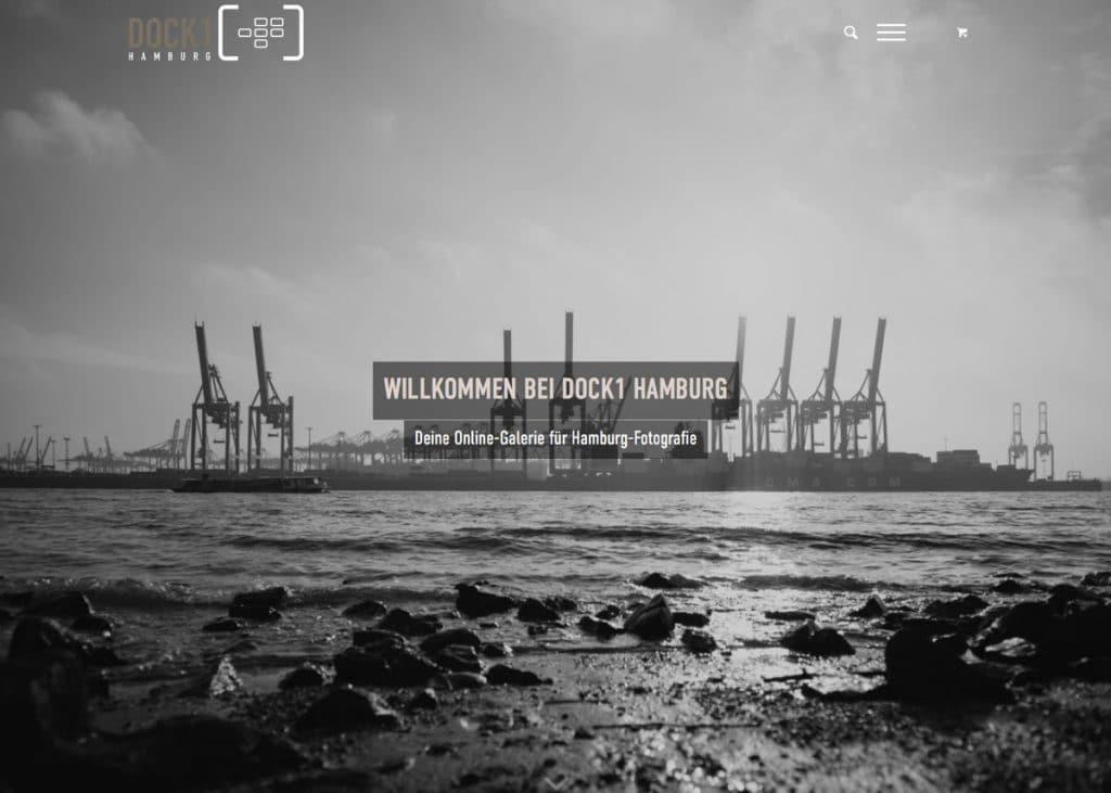 Dock 1 Hamburg - Startseite