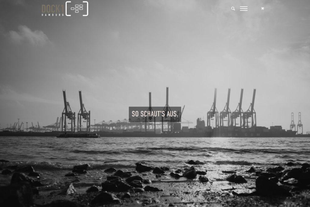 Dock Startseite