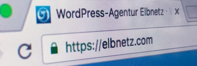 Müssen auch Sie Ihre Website auf HTTPS umstellen? · Elbnetz-Blog