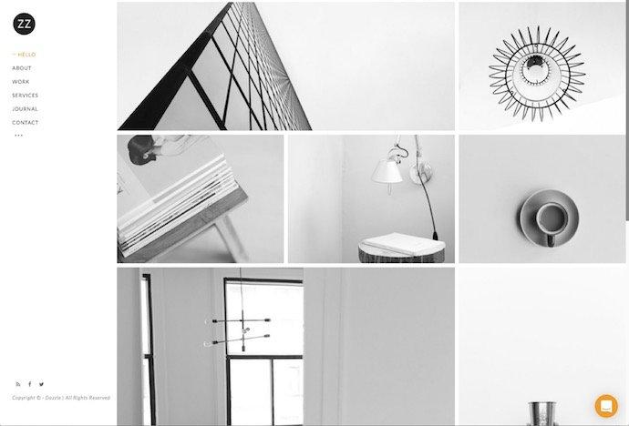 dazzle-portfolio-theme-for-creative-professionals