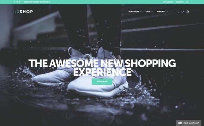 ux-shop-responsive-woocommerce-theme