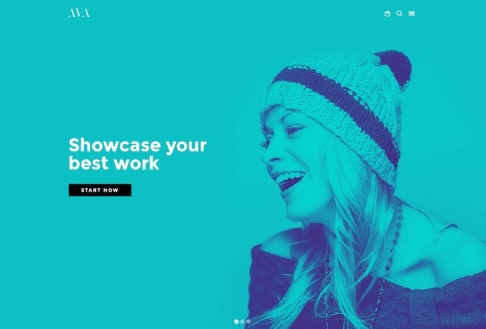 AVA - Extensive Creative Agency & Business WordPress Theme