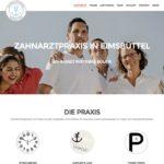 Zahnarztpraxis in Eimsbuettel - Start