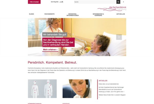 FacharztklinikHamburg Startseite