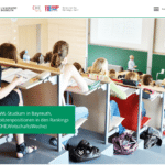 BWL Studium an der Uni Bayreuth