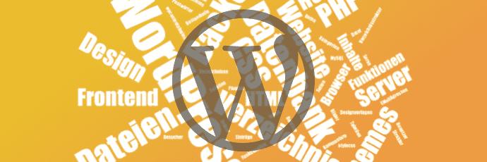 Die wichtigsten Bestandteile von WordPress