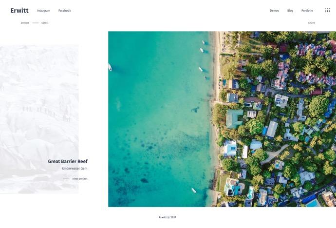 Erwitt - A Professional Photography Portfolio