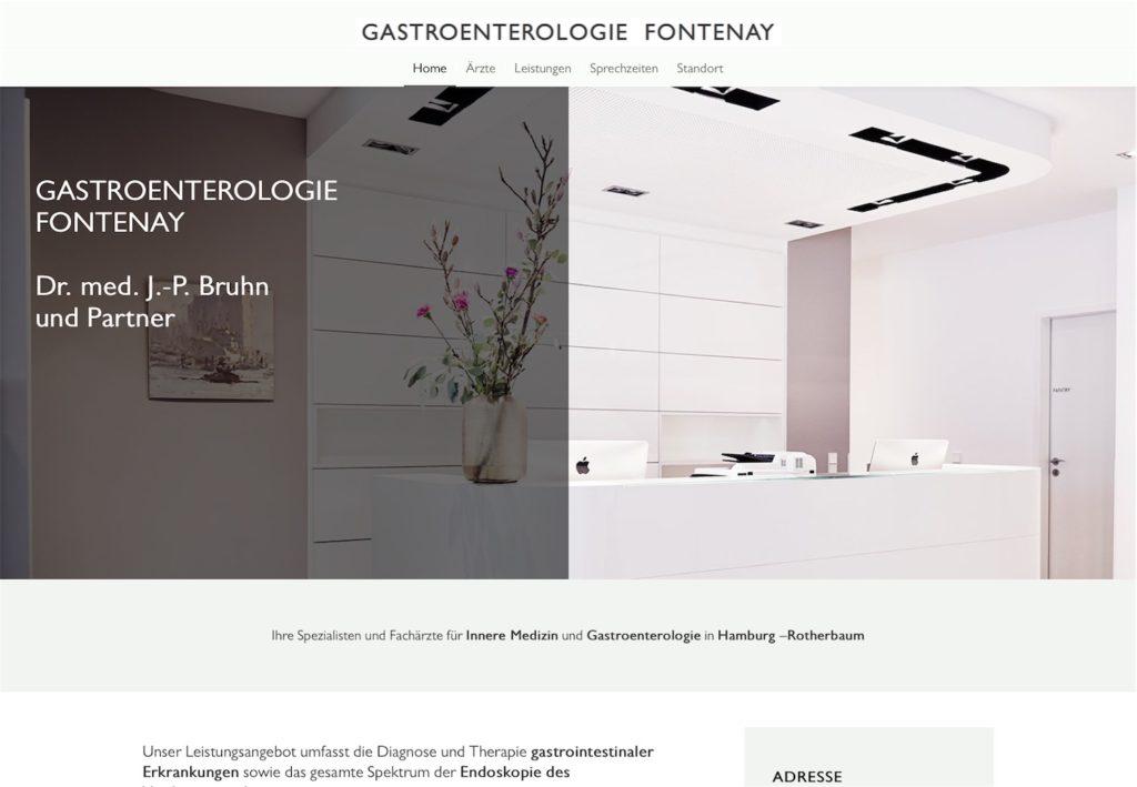 GASTROENTEROLOGIE FONTENAY Startseite
