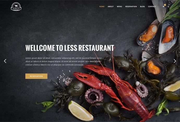 LESS - Responsive Multi-Purpose Creative & Business WordPress Theme