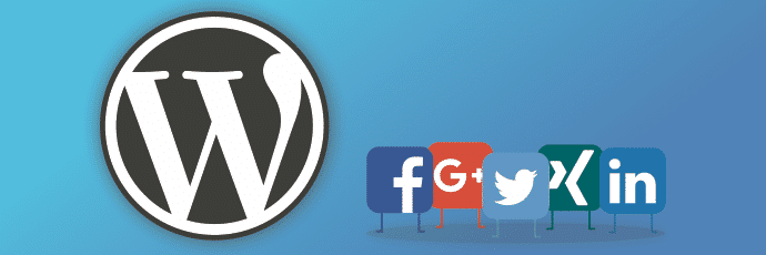WordPress und Social Media