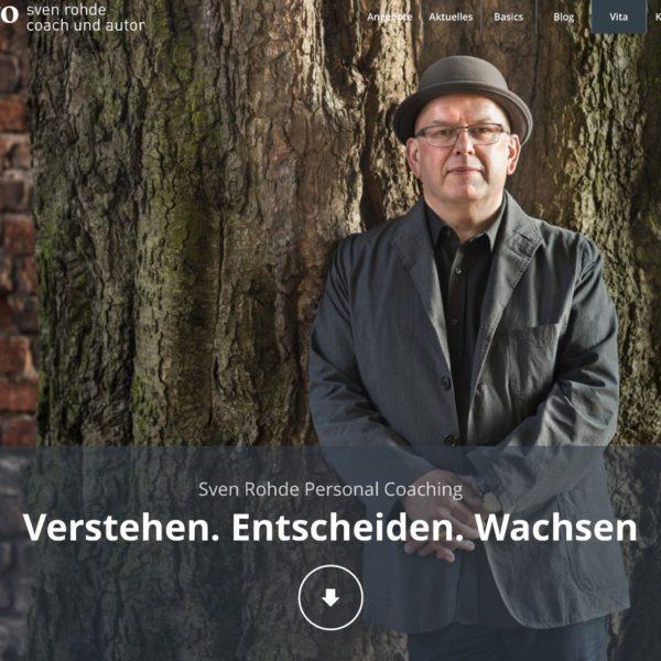 Startseite Sven Rohde