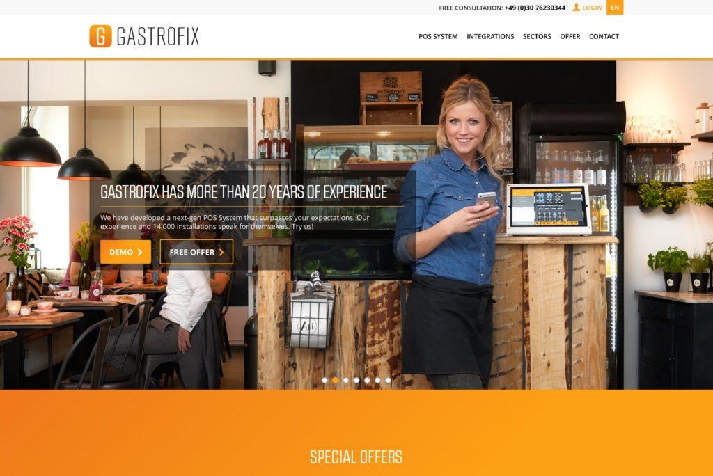 Startseite GASTROFIX