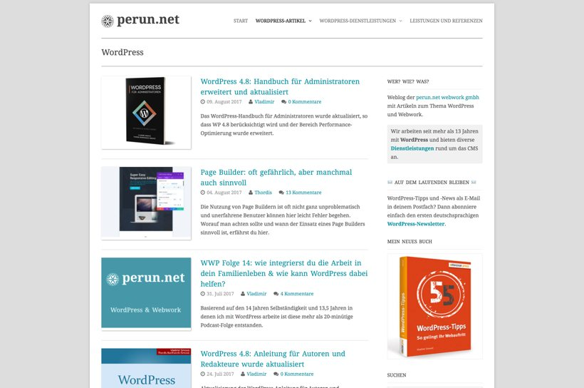 Perun.net - Blog