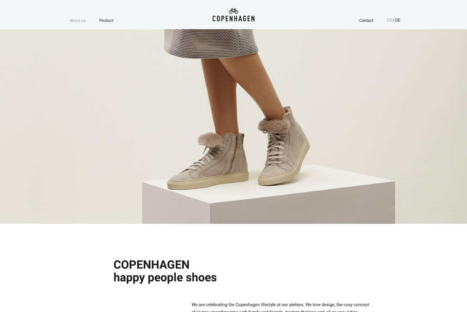 Startseite Copenhagen Shoes
