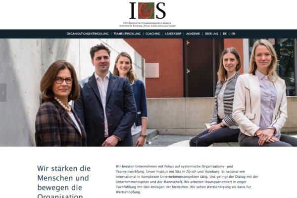 Unternehmensberatung IOS-Schley