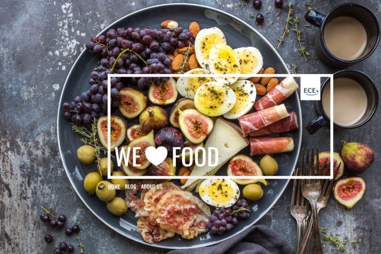 ECE-Blog: We ♥ Food