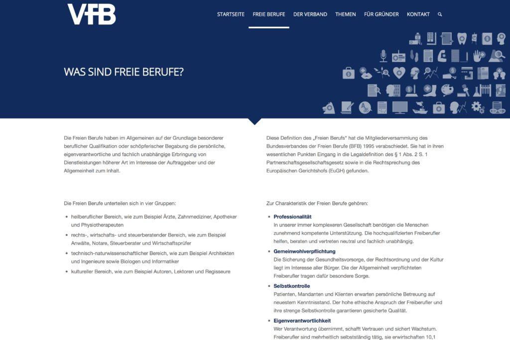 VFB Startseite