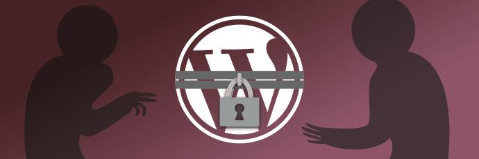 Datenschutz-Grundverordnung - WordPress abmahnsicher machen