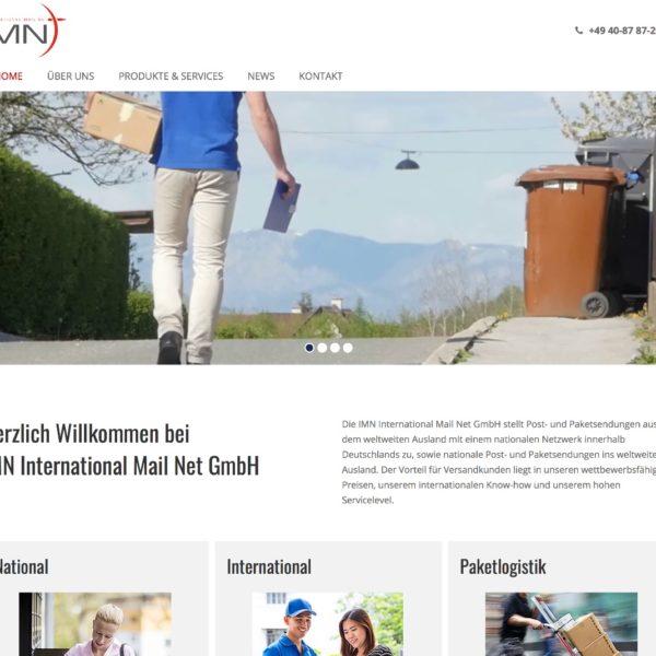 Startseite IMN International