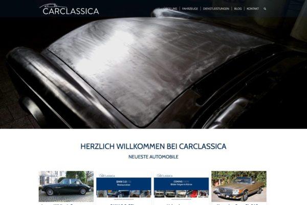 CARCLASSICA Startseite