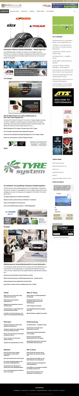 Reifenpresse Website