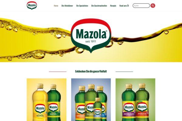 Mazola<sup>®</sup>