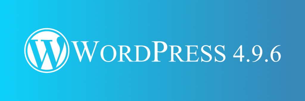 Wordpress-4.9.6