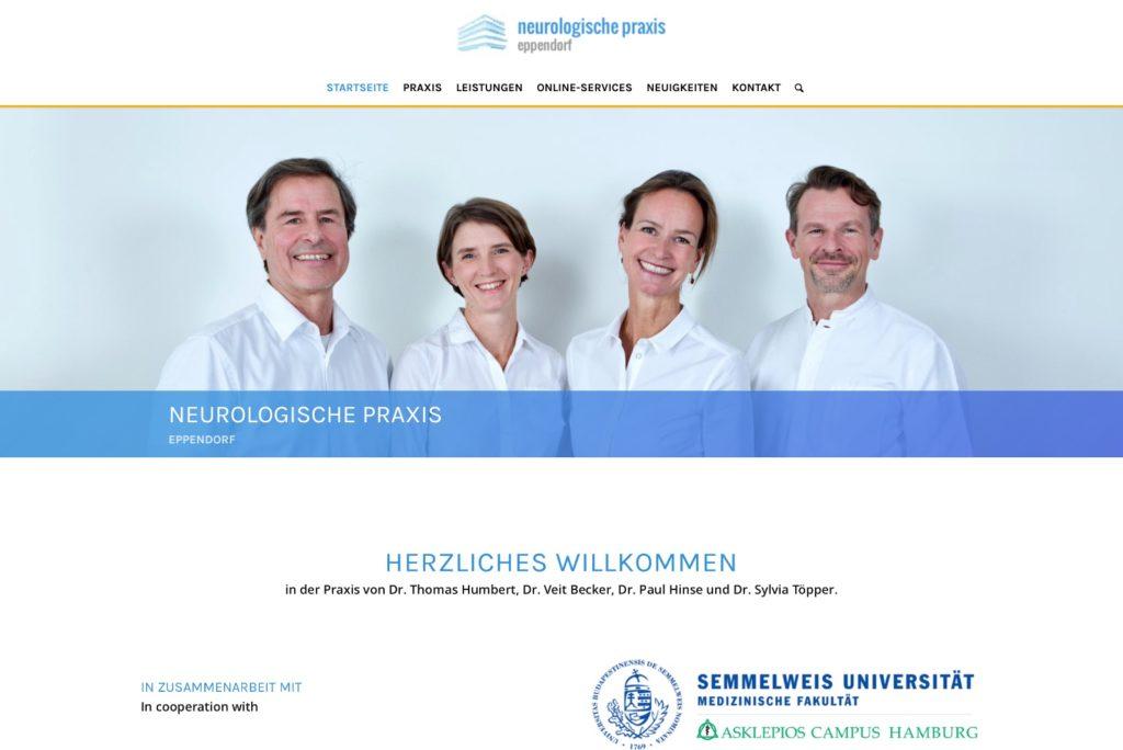 Neurologische Praxis Eppendorf Startseite