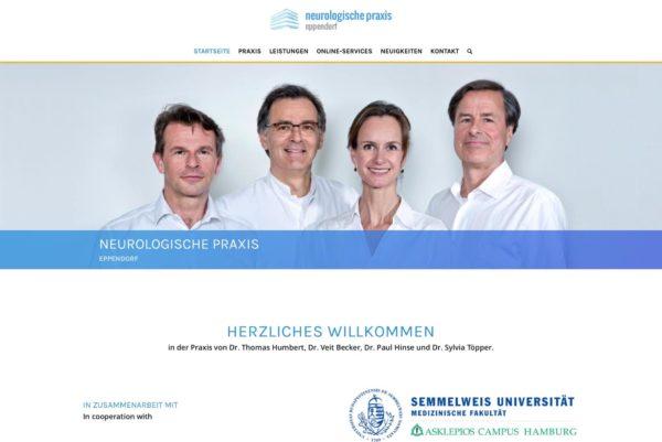 Neurologische Praxis Startseite