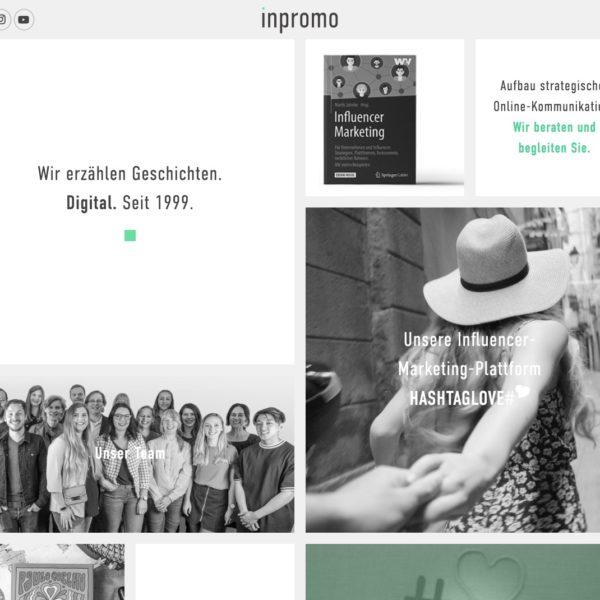 Inpromo Startseite