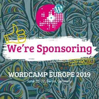 Elbnetz ist offizieller WordCamp Europe 2019 Sponsor