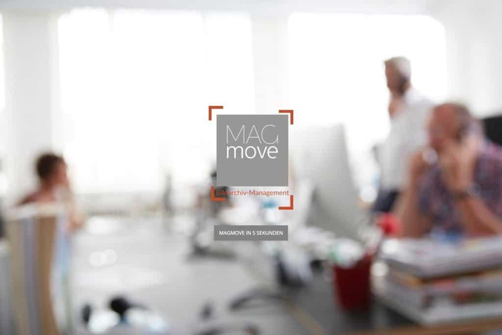 MAGMove-Startseite
