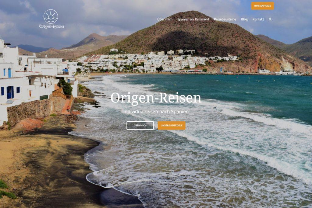 Startseite Origen-Reisen