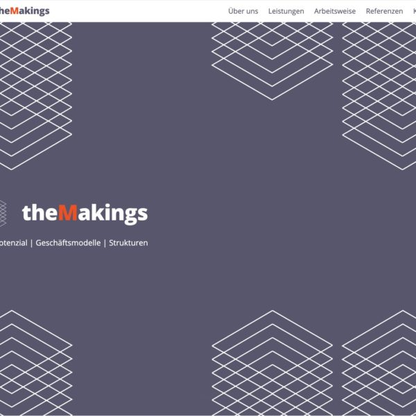 TheMakings - Startseite
