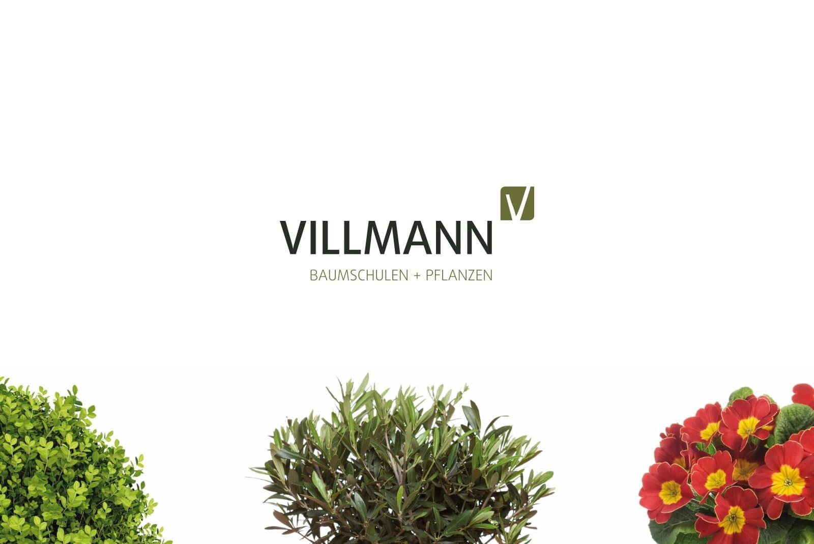 Villmann Baumschulen - Startseite