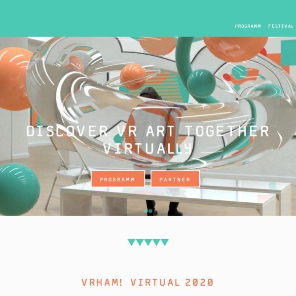 VRHAM 220 - Startseite