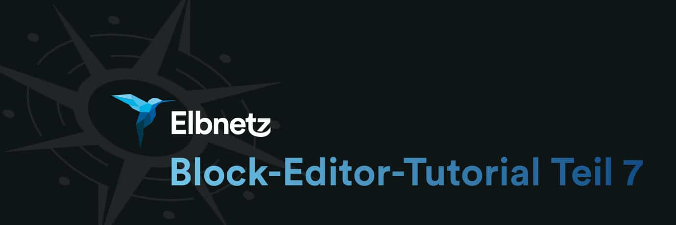 Beitragsbild Block Editor Tutorial 7