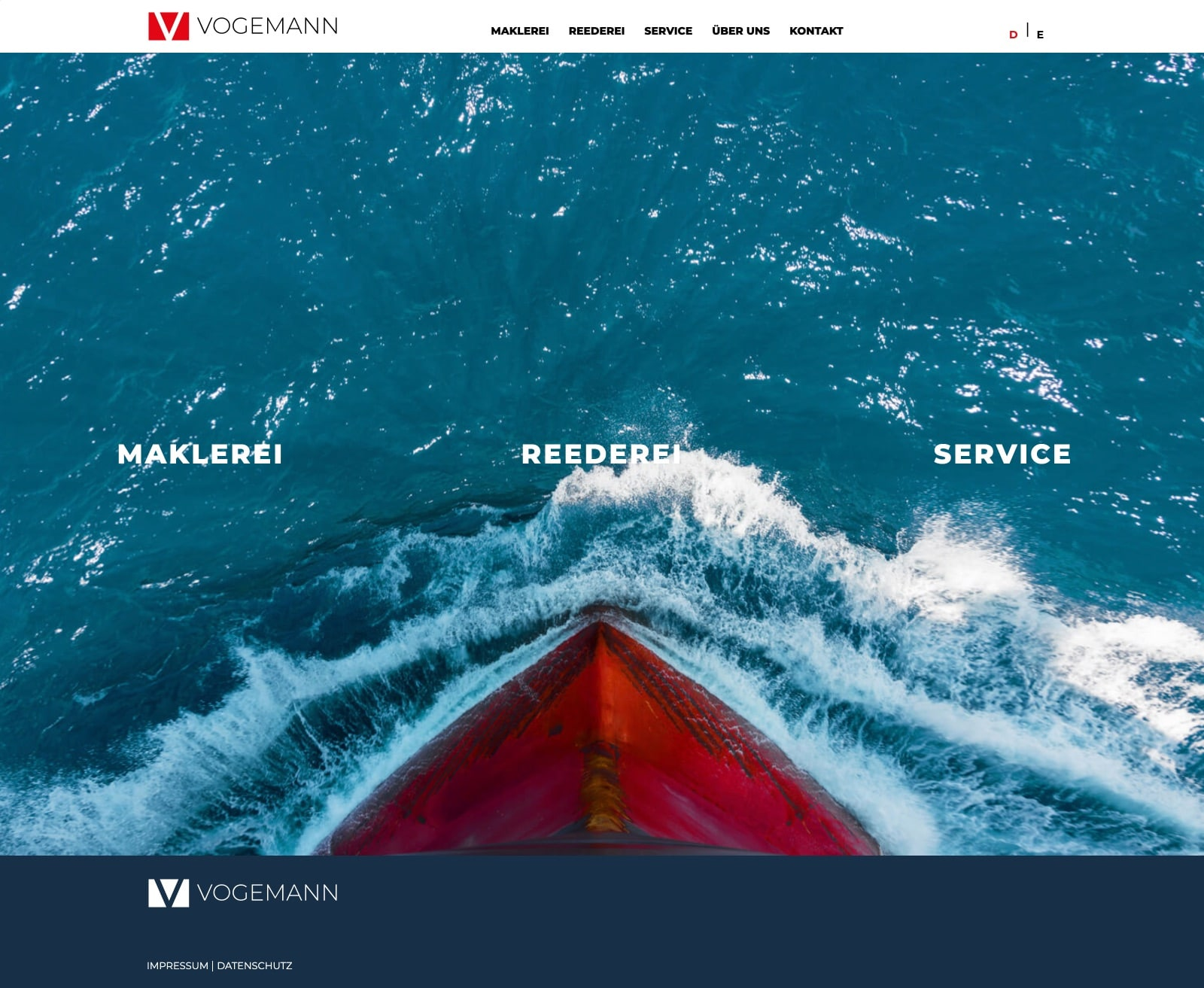 Vogemann Website