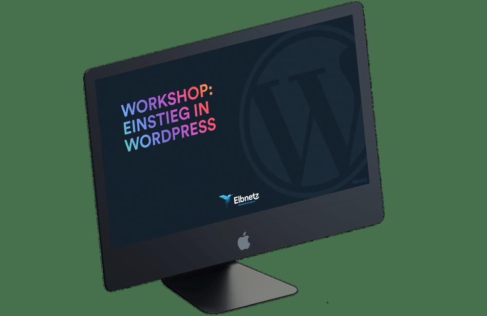 Einstieg in WP - Workshop