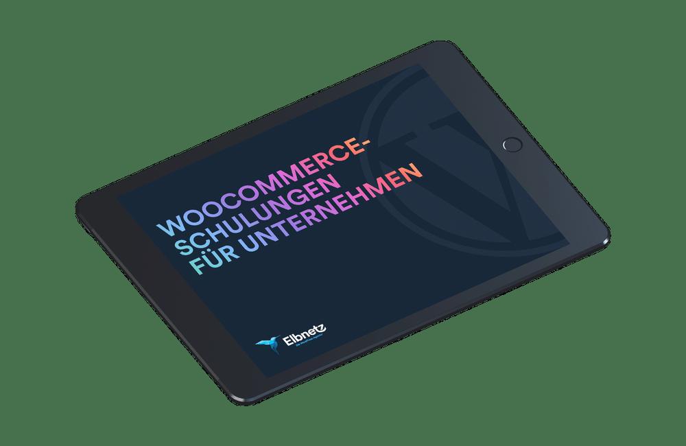 Woo-Unternehmens-Schulung