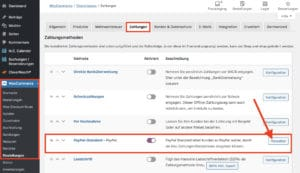 Zahlungen in WordPress-WooCommerce verwalten