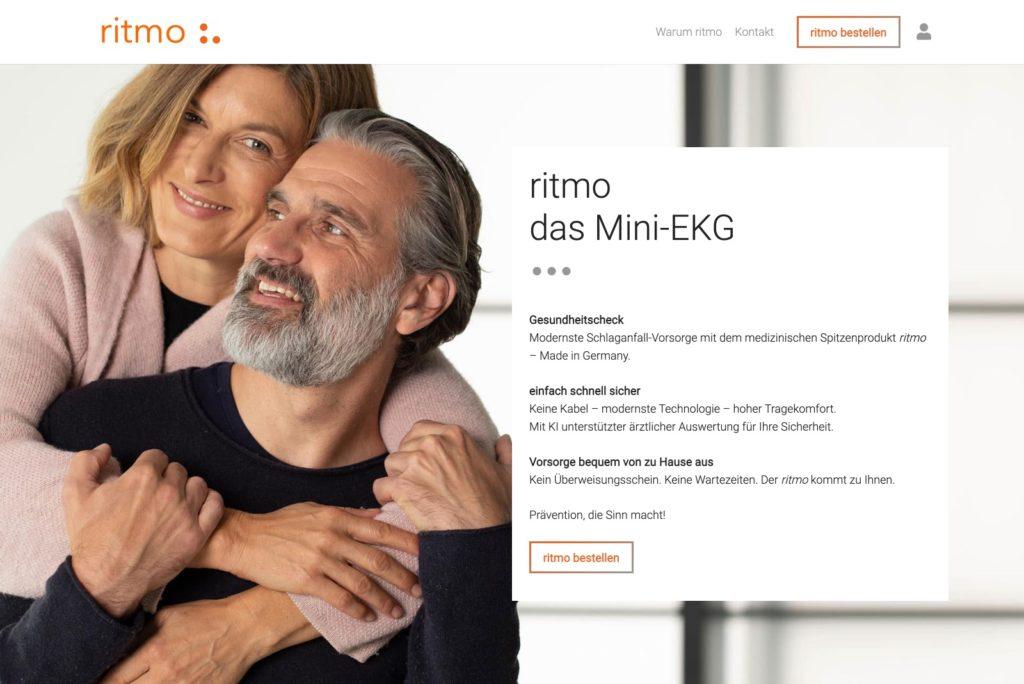 MyRitmo - Startseite